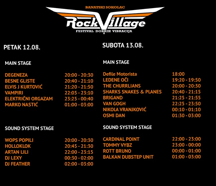 rock village program