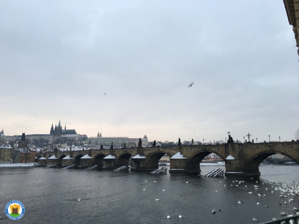 Zlatni Prag - prvi deo