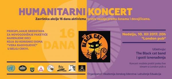 Humanitarni koncert u Vršcu!