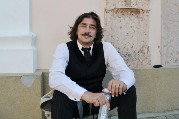 """Vojin Ćetković: """"Nadam se da će ovo biti gledana, uspešna, topla i dobra serija"""""""