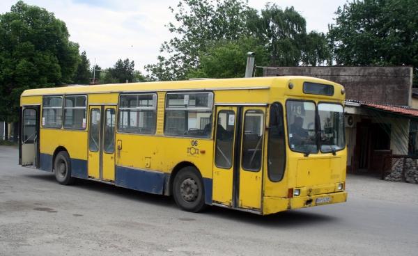 Brucoški blamovi: gradski prevoz