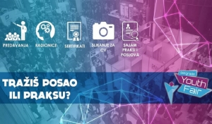 Belgrade Youth Fair 2018 - Tvoja šansa!