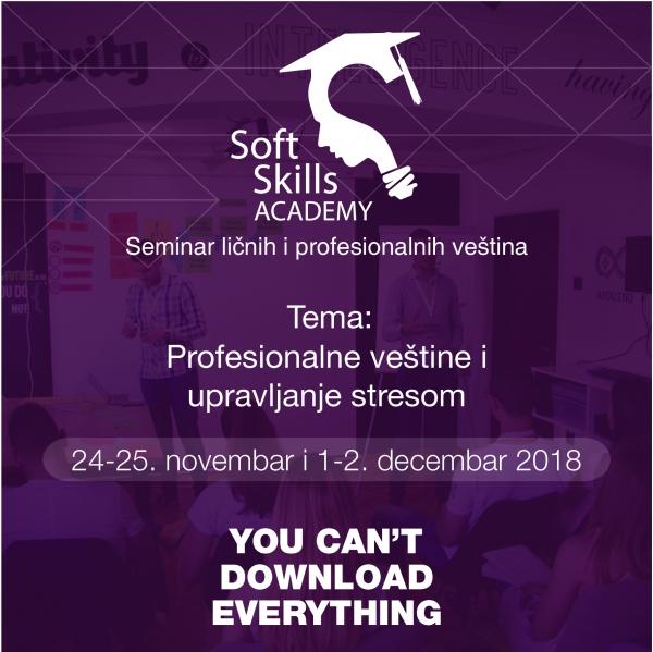 Soft Skills Academy po peti put u Novom Sadu!