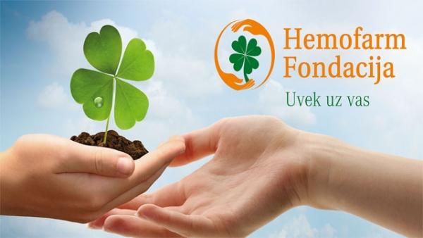Aktuelna stipendija za studente: Hemofarm Fondacija